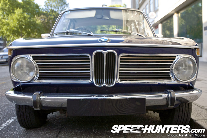 Car Spotlight>> 1970 Bmw 2002