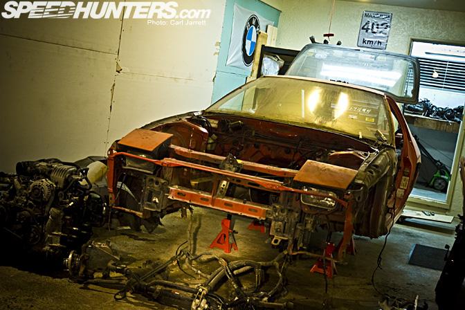 Car Life>> My Fc Race Build Progress V1.1