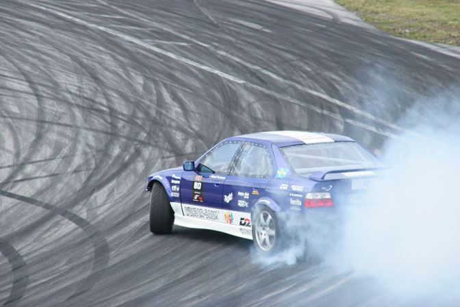 Guest Blog>>micke Svensson: Nordic Drifting @ Sturup