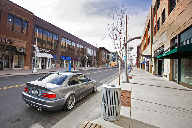 Car Feature>> Supercharged E46M3