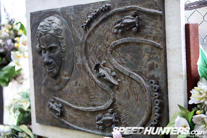 Gallery>> The Senna Memorial @Imola
