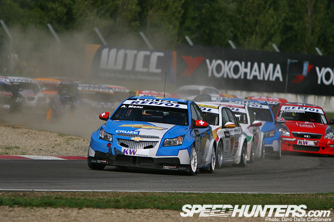 Event>> Wtcc @ Imola – Day 3
