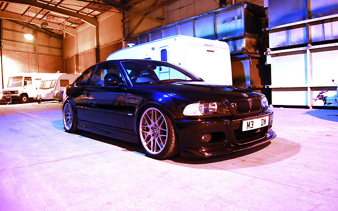 Car Spotlight>> Driftworks E46 M3