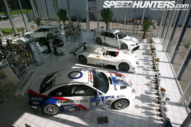 Race Team>> A Visit To SchnitzerMotorsport