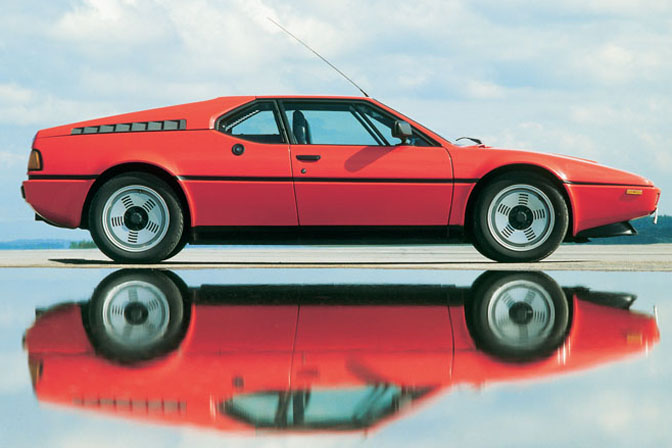 Retrospective>>bmw's M Cars