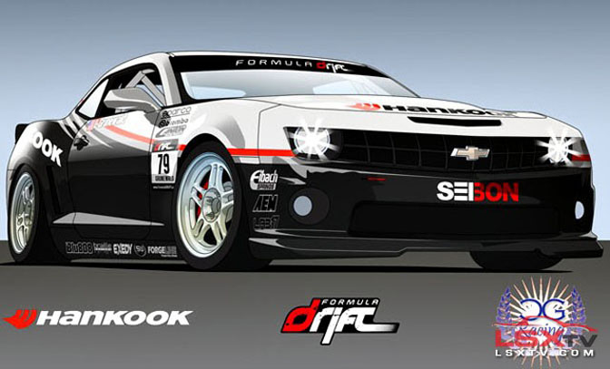 News>>2010 Camaro Coming To FormulaD