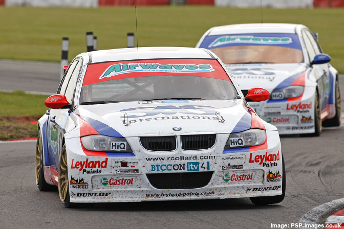 Car Feature>> 'airwaves Bmw' 320si Btcc Touring Car