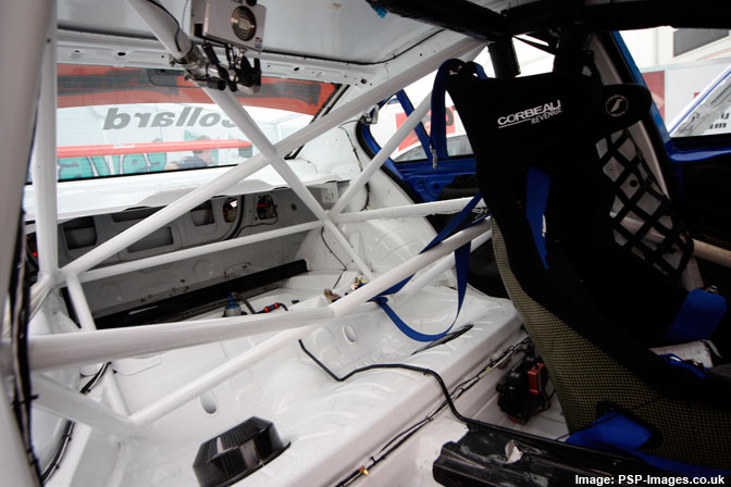 British Touring Car Roll Cage Bmw Pictures To Pin On