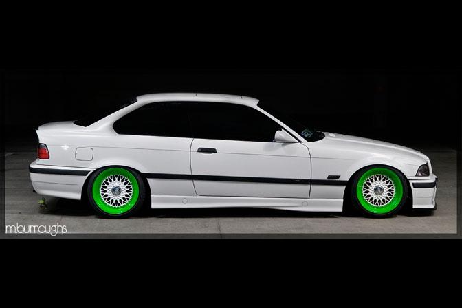 Car Spotlight>>slammed M3 From TheBay