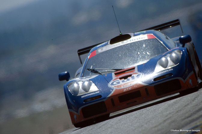 Retrospective>>mclaren F1 Gtr Short Tail: Part 2