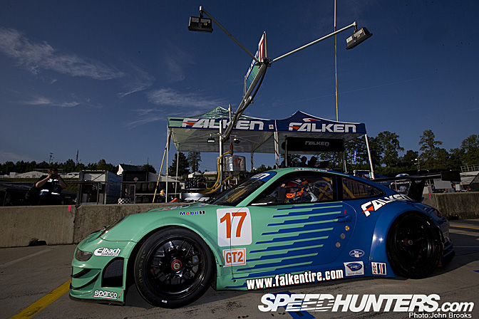 Behind The Scenes>> Plm & Team Falken