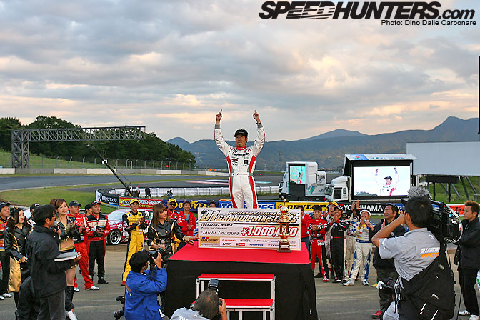 Event>> D1-gp Round 8 – Fuji –Part1