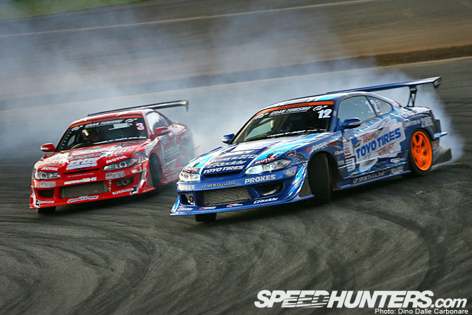 Event>> D1-gp Round 8 – Fuji – Part2