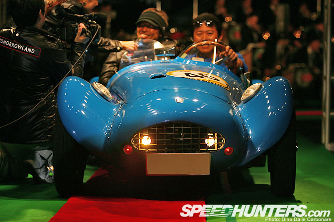 Event>> Mille Miglia Japan  – The Finish In Harajuku