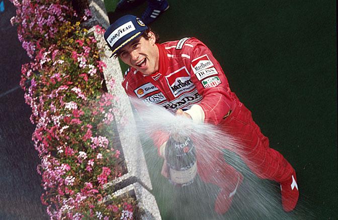 Retrospective>>grand Prix & The Man1