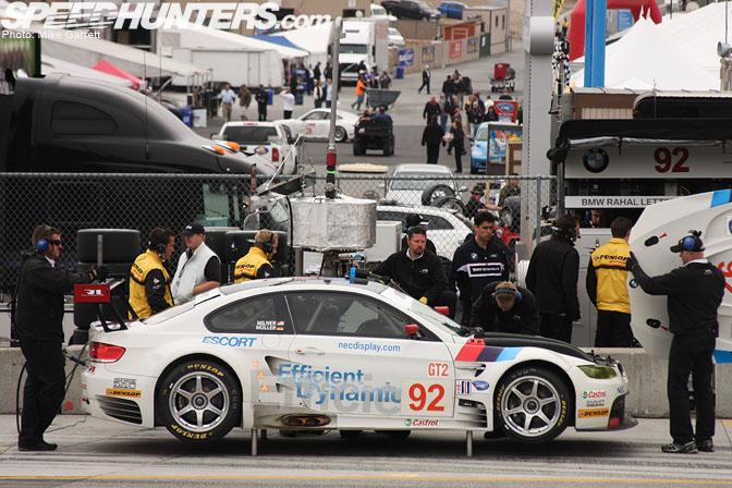 Driver Blog:tommy Milner>>alms Finale @ LagunaSeca