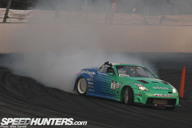 Driver Blog>> Tyler Mcquarrie @ Irwindale2009