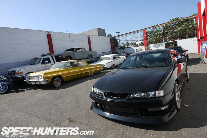 Car Builder>>a Visit To GarageBoso