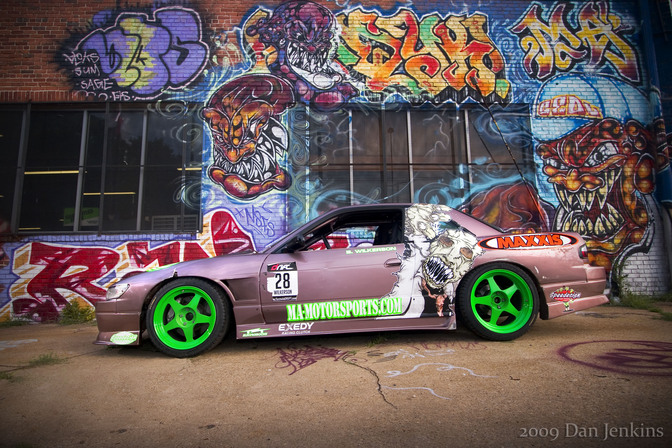 Car Feature The Resurrection Of The Zombie Car Speedhunters - Cool zombie cars