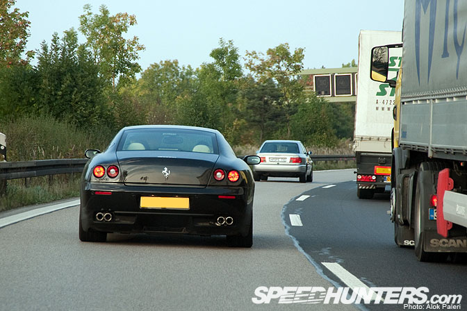 Temple Of Speed No Limits The Autobahn  Speedhunters