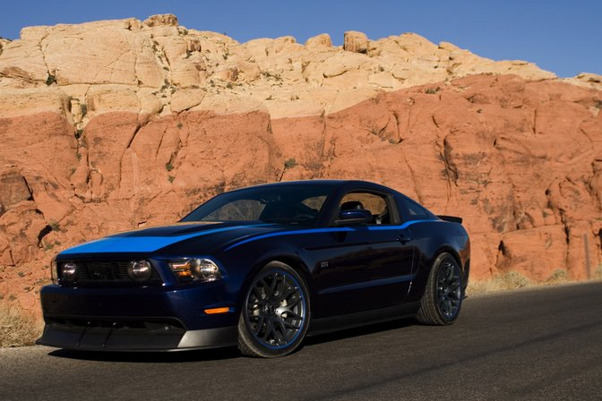 New Cars: Mustang Rtr>> The Uprising Of A NewGeneration