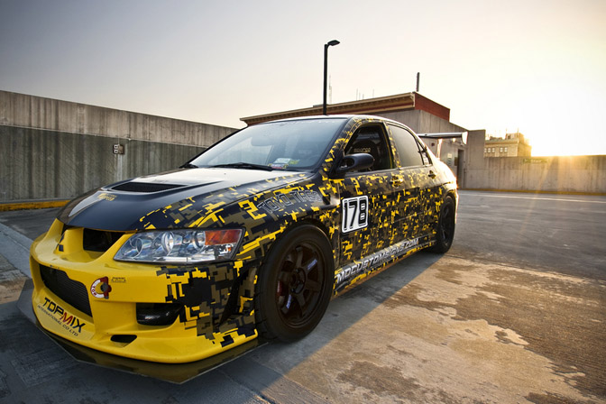 Random Snap>> Neato Evo Time Attack Livery