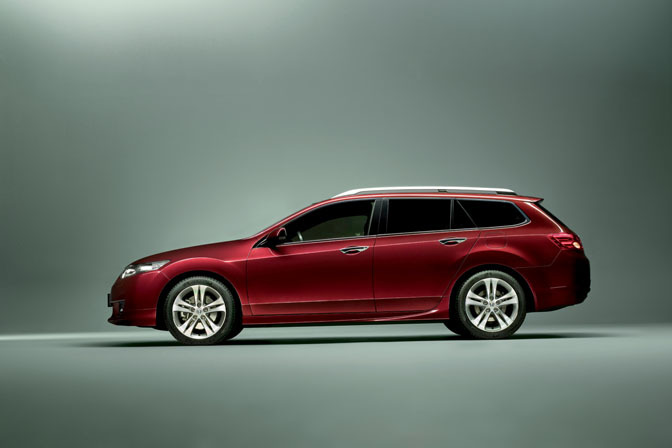 News>>tsx Wagon Coming To The States