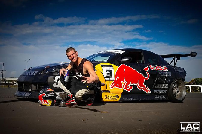 Drivers Blog:mad Mike Whiddett>>the Nz Drift Finals