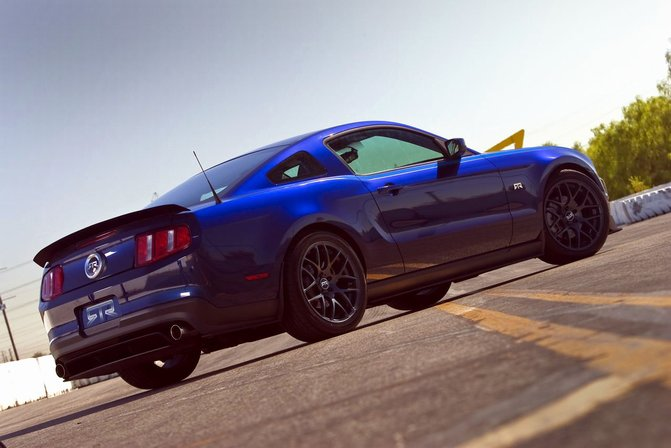 Car Feature>> Mustang Rtr: Fully Unleashed
