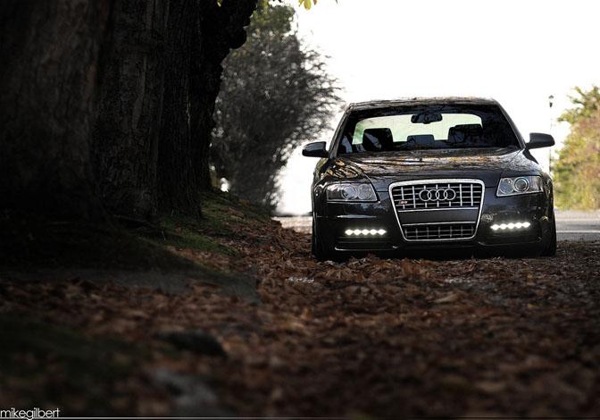 Car Spotlight A6 On Bags Speedhunters