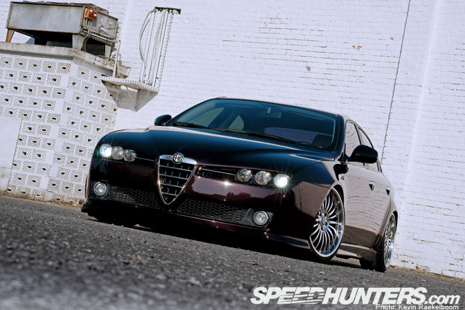 Car Feature>>lux Alfa 159
