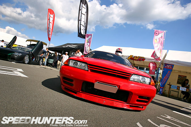 Car Spotlight >> Drift Tengoku R32 Gt-r
