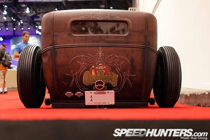 Car Spotlight>> Sema 09: The Newstalgia ModelA