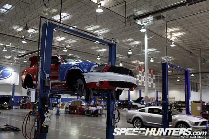 Car Builder>> A Visit To Shelby Automotive
