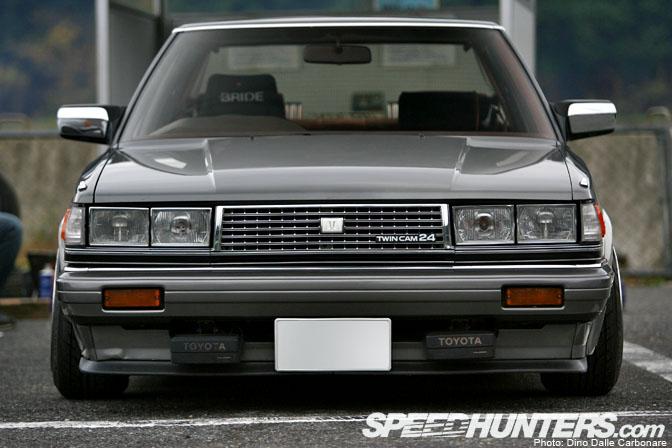 Car Spotlight>> Garage Wing Gx71Cresta