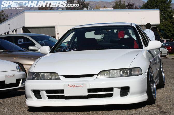 Car Spotlight>>flush Dc2 Integra