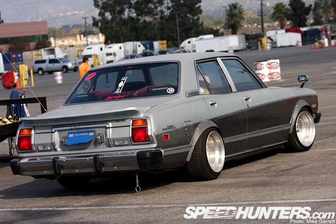 Car Spotlight>>socal ShakotanCressida
