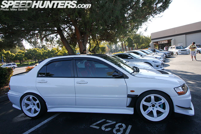 Car Spotlight>>flush Evo From The Bay