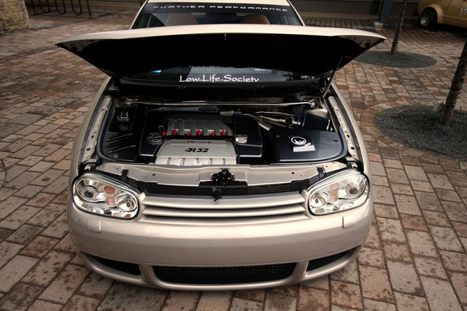 Mk4 Golf R32 Engine Image Gallery  HCPR