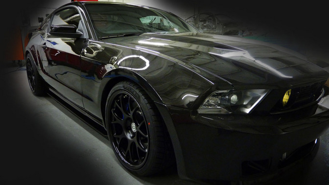 New Cars>> Mustang Rtr-c: GetSerious!