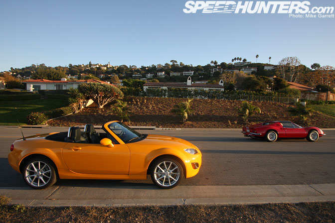 Driving Impressions>>the 2010 Mazda Mx-5