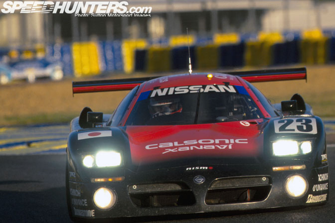 Retrospective>>nissan R390 Part 2