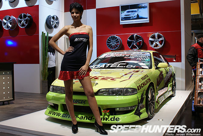 Event>> Essen Motor Show 2009 Part2