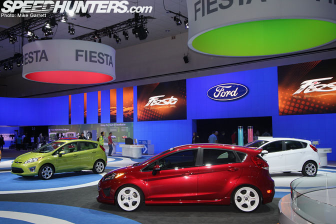 New Cars>>the 2011 FordFiesta