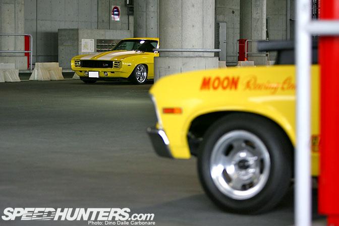 Event>> Mooneyes Hot Rod Custom Show '09  –Pt1