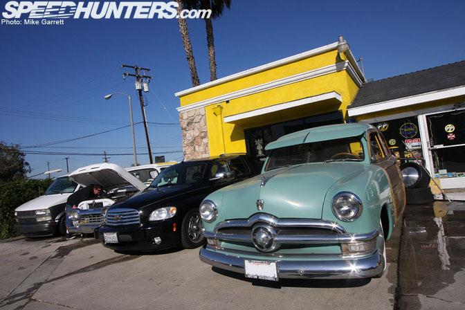 Car Builder>>a Visit To MooneyesUsa
