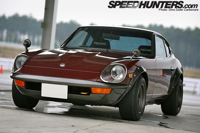 Car Feature>> Ta Auto Nissan240zg