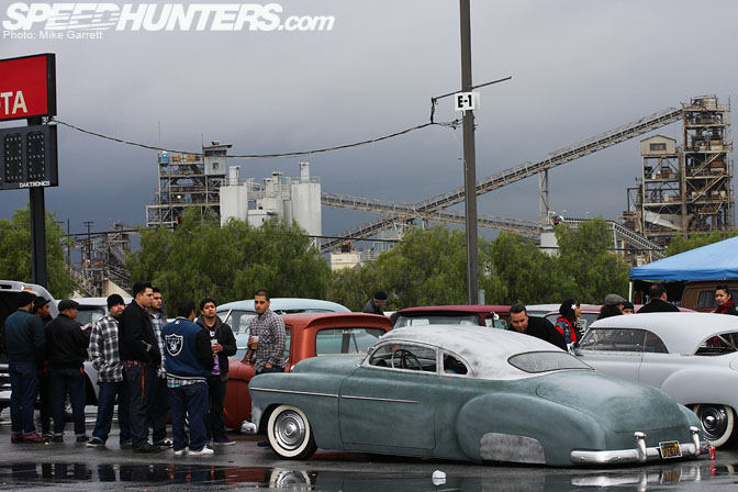 Event>>soaked And Stylish At Irwindale