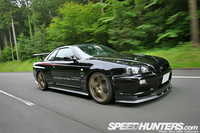 Car Feature Hks R Gtr Driving Performer Speedhunters - Really awesome cars