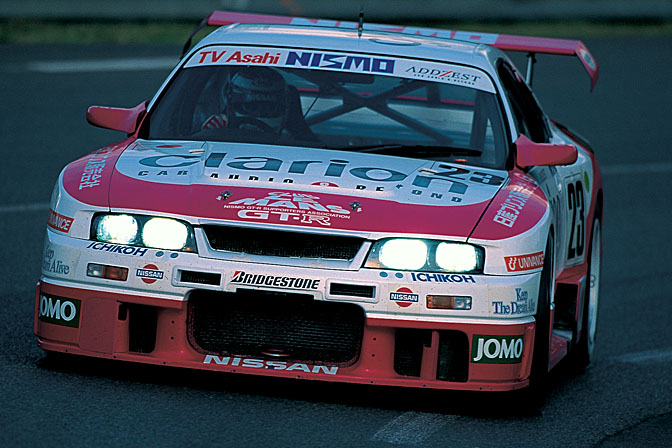Retrospective>>nissan Skyline Gt-r At Le Mans Part 1